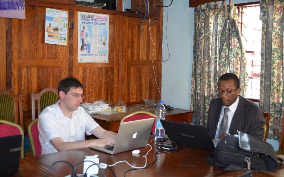 Training Mfou July 2012